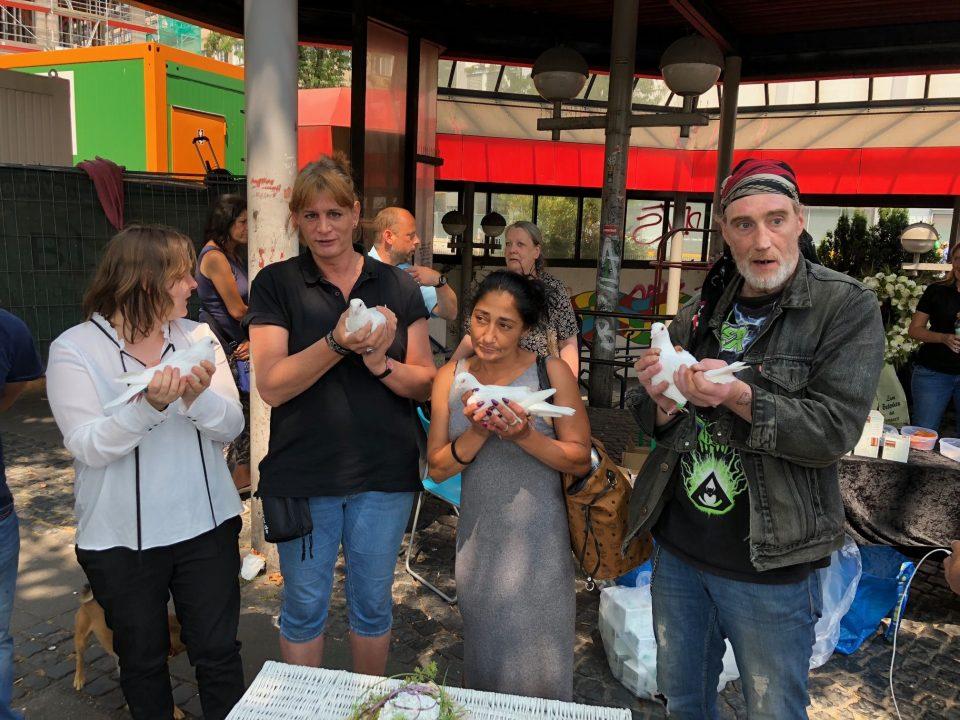 Internationaler Gedenktag für verstorbene Drogengebraucher*innen in Bonn
